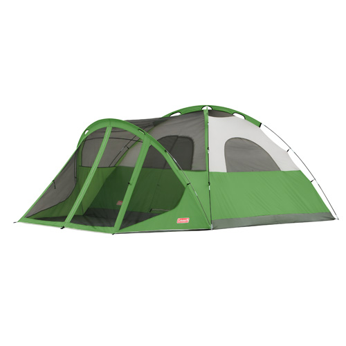 Coleman Evanston Tent 14' x 10', 6 Person, Screened