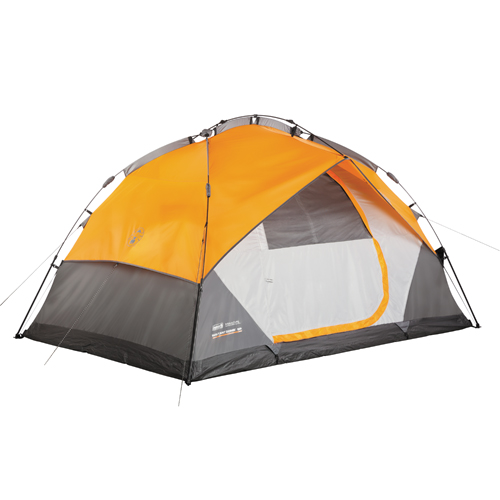 Coleman Tent Inst Dome 5 Person Double Hub Signature