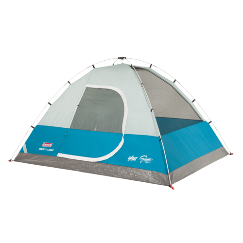 Coleman Longs Peak 4 Person Fast Pitch Dome