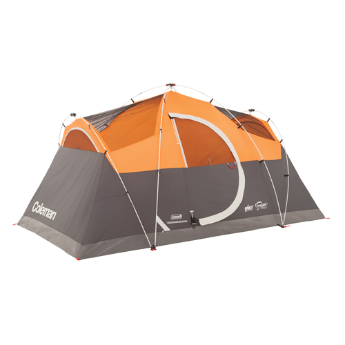 Coleman Yarborough Pass Fast Pitch 6 Person Dome