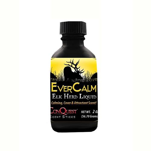 Conquest Scents EVER CALM Elk HERD Liquid
