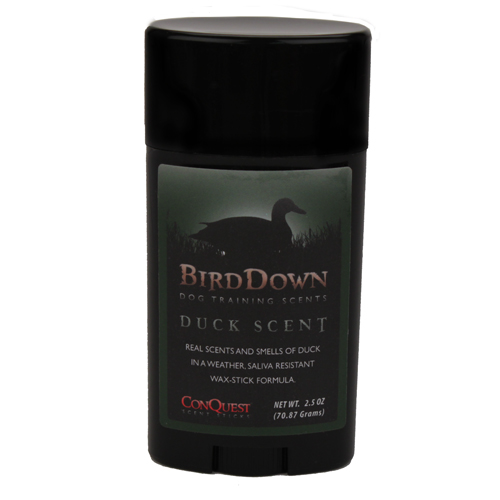 Conquest Scents Dog TRN Duck Scent Stick