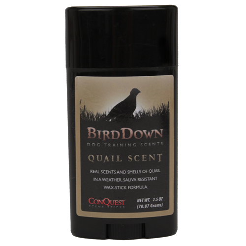 Conquest Scents Dog TRN QUAIL Scent Stick
