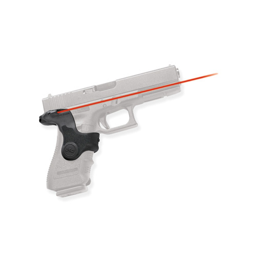 Crimson Trace Lasergrips for Glock17   17L   19   22   23   32   34   35   37   38- LG Black Polymer Overmolded (Pistol NOT Included)