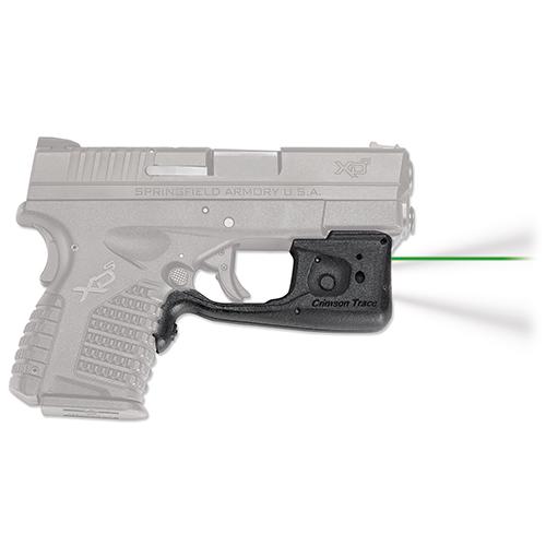 Crimson Trace Laserguard Pro Springfield XD-S, Green
