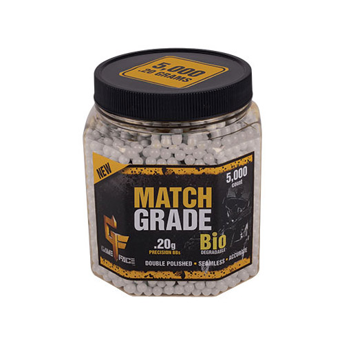 Crosman Game Face 0.20 g Match-Grade Biodegradable BBs 5,000-Pack Green - Softair Guns And Accessories at Academy Sports