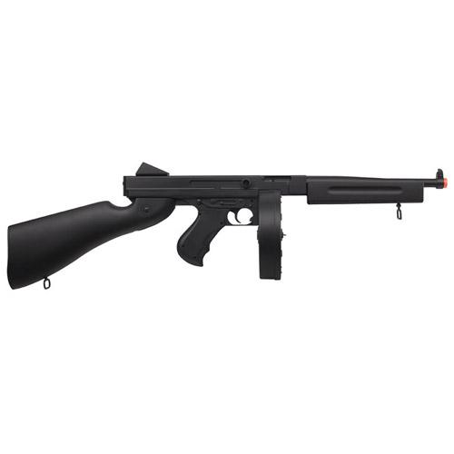 Crosman Gfsmg Submachine Gun 6mm Caliber Air Rifle - Softair Guns And Accessories at Academy Sports