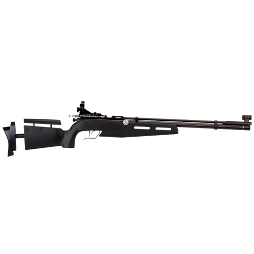 Crosman CH2009S PCP Challenger Target Rifle w|Diopter System .177