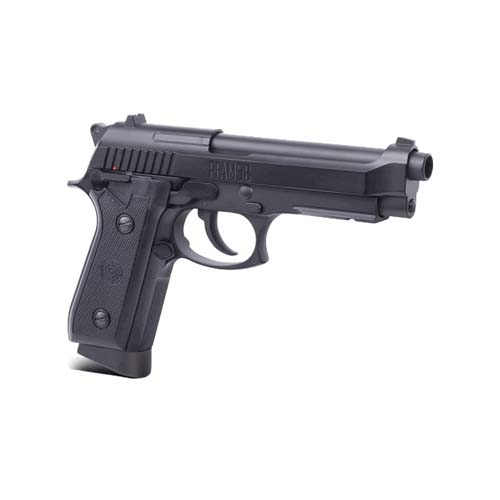 Crosman PFAM9B CO2 Blowback BB Pistol, Fully Automatic, .177 Caliber, 20 Rounds