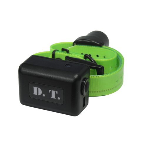 DT Systems Beeper Collar Receiver Grn