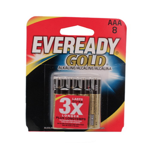 Energizer Gold AAA |8