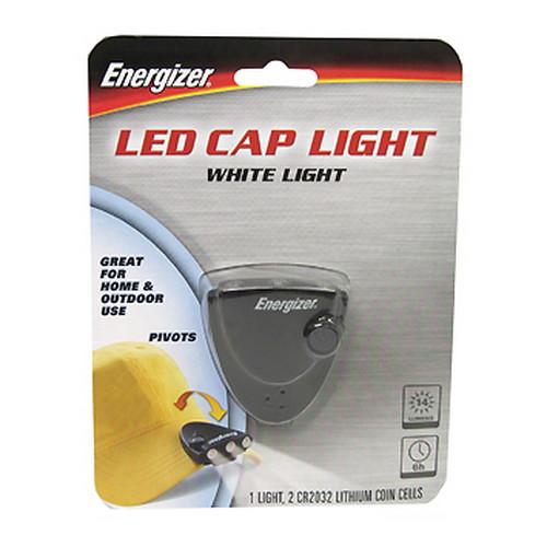 Energizer Cap Light - 14 Lumens