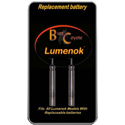 Burt Coyote Lumenok RB Replacement Batteries