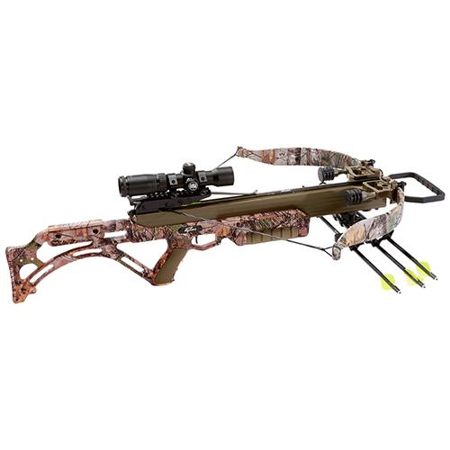Excalibur Matrix Bulldog 380 Crossbow in Realtree Xtra Camo