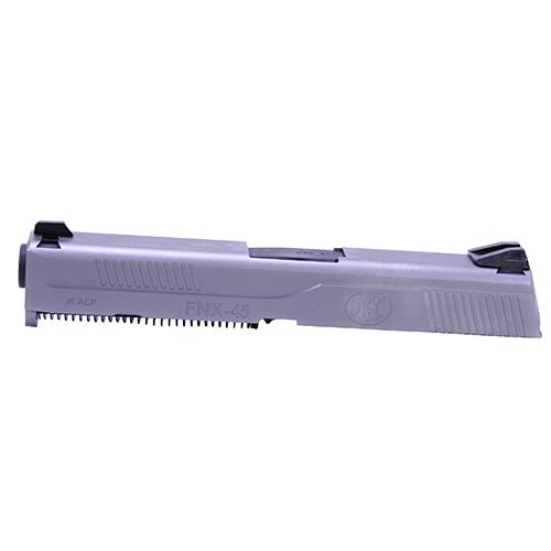 FN FNX-45 Slide Assembly Stainless 45 ACP 4.5-innch