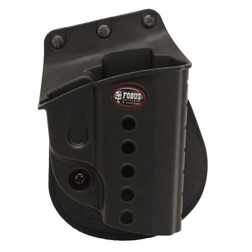 Fobus SWSRP Roto Evolution Paddle Roto Evolution Paddle S&W M&P Shield Polymer Black