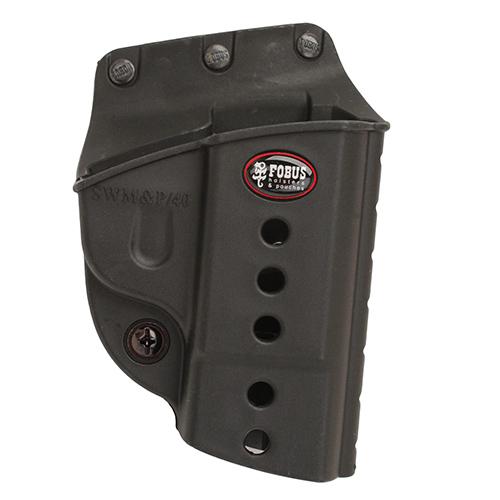 Fobus SWMPRB Roto Evolution Belt  S&W M&P Plastic Black