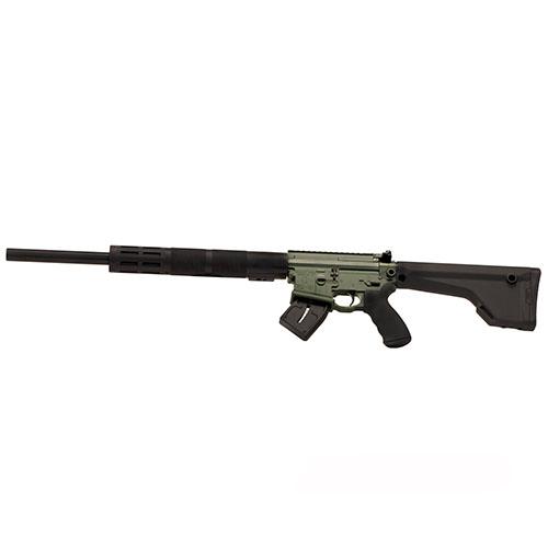 Franklin Armory 1195 F17-L Standard Semi-Automatic 17 Winchester Super Magnum (WSM) 20 10+1 Magpul MOE Rifle Stock Black Stock OD Green|Black in.