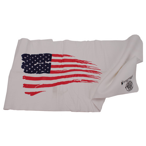 Frogg Toggs Frogg-edelic Chilly Ice White|US Flag