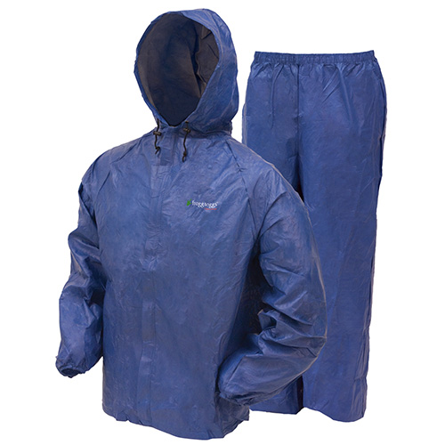 Frogg Toggs Rain Suit w|Stuff Sack XL-RB