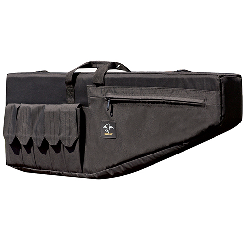 Galati Gear Rifle Case 51&quot, XT, Interior Straps, Black