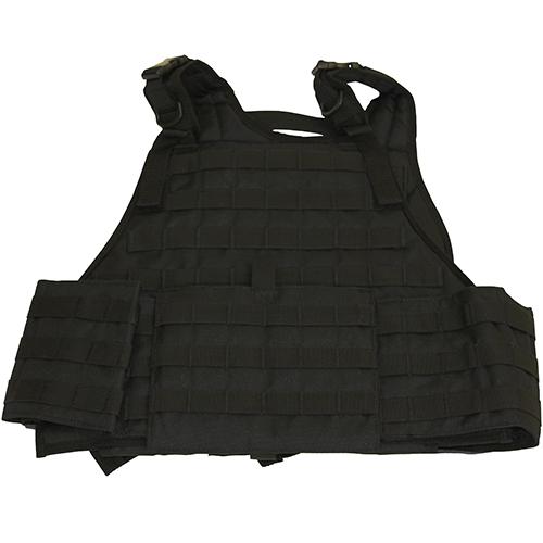 Galati Gear Carrier Vest with Cumber Bund Black