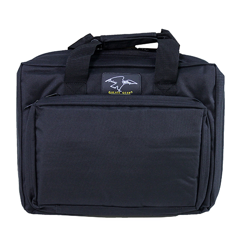 Galati Gear 16 in.  Discreet Double Square Case Black