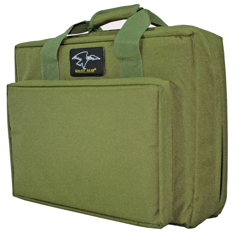 Galati Gear 16 in.  Discreet Dbl Square Case Olive Drab