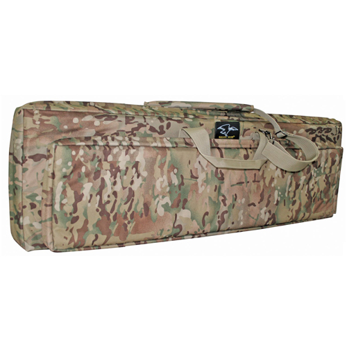 Galati Gear 38 in.  Discreet Dbl Square Case Multi Camo