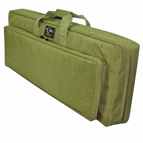 Galati Gear 38 in.  Discreet Dbl Square Case Olive Drab