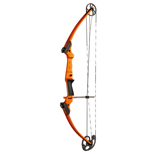 Genesis 11410 Original Bow Left Handed, Orange