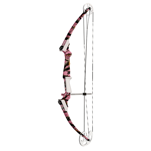 Genesis Genesis Original Bow Pink Camo, Right Hand