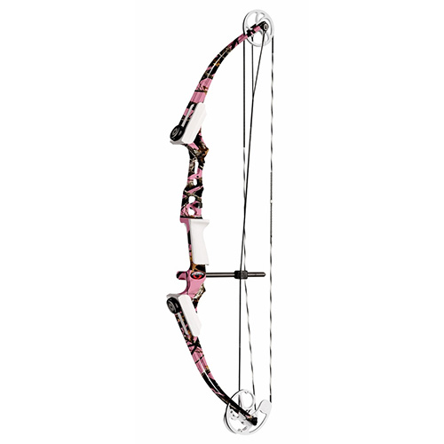 Genesis Mini Bow Right Hand, Pink Camo, Kit