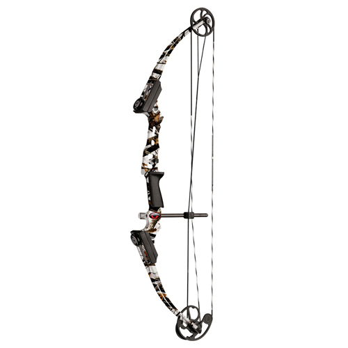 Genesis Mini Bow Kit WhiteCamo Right handed