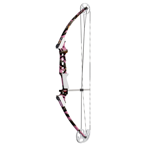 Genesis Pro Bow Pink Camo, Right Hand
