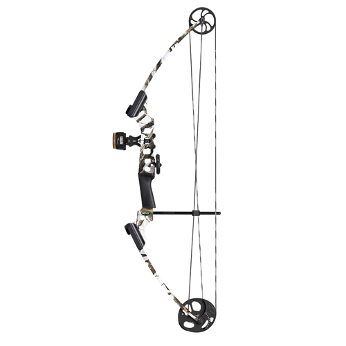 Genesis Gen X Bow with Kit Right Handed, White Camo