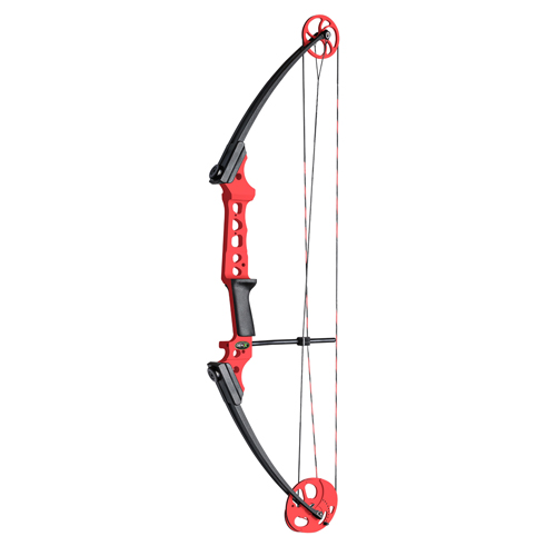 Genesis Gen X Bow Kit Red Right Handed