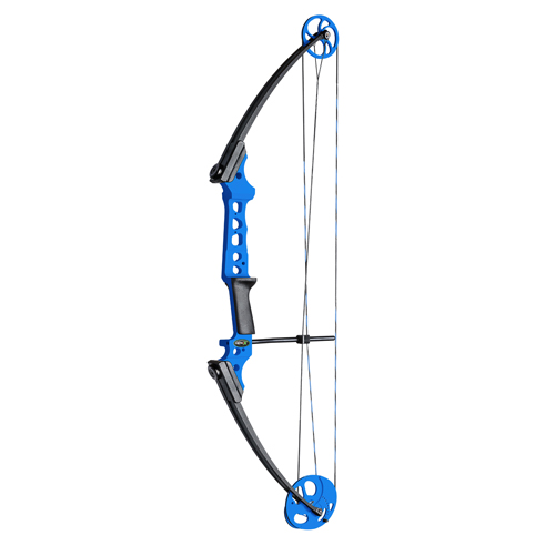 Genesis Gen X Bow with Kit Right Handed, Blue