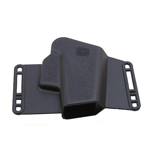 Glock HO17043 Sport|Combat Belt Slide Small Glock 17|19|22|23|26|27|31|32|33|34|35 Polymer Black Card Pkg