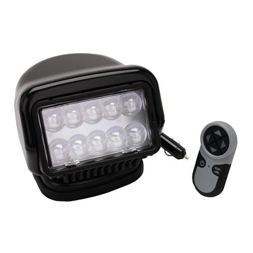 GoLight LED Stryker Wireless HH Rmt-Mag Base-Blk