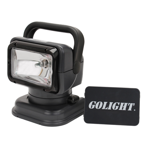 GoLight Portable w/Wired Remote, Charcoal
