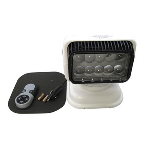 GoLight 79004 Portable Radioray w|Wireless Remote LED,White