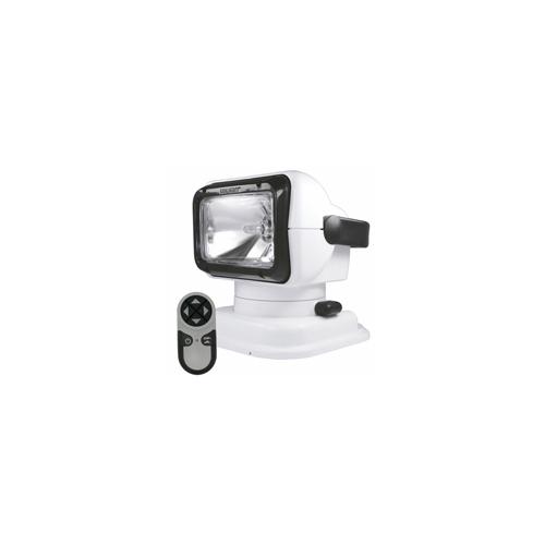 GoLight Portable Radioray W/Magnetic Shoe - White