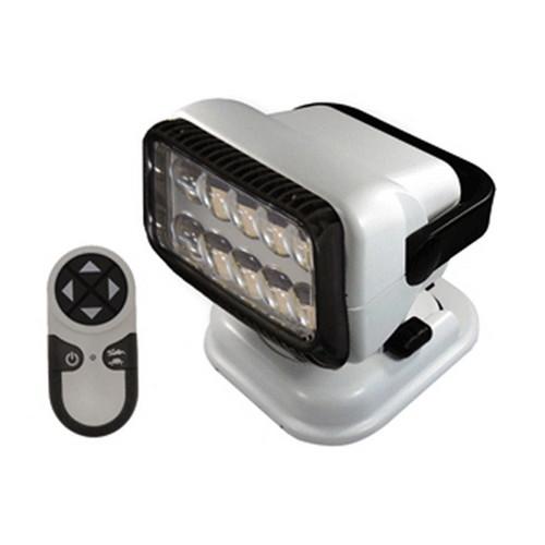 GoLight 79014 Portable Radioray w|Magnetic Shoe LED,White