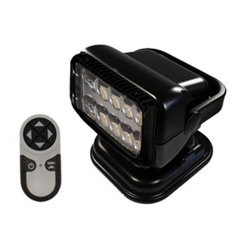 GoLight 79514 Portable Radioray w|Magnetic Shoe LED,Black