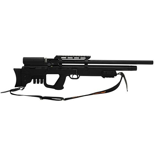 Hatsan Gladius PCP Air Rifle .25 Caliber, 19.40&quot Barrel, 9 Rounds, Black S