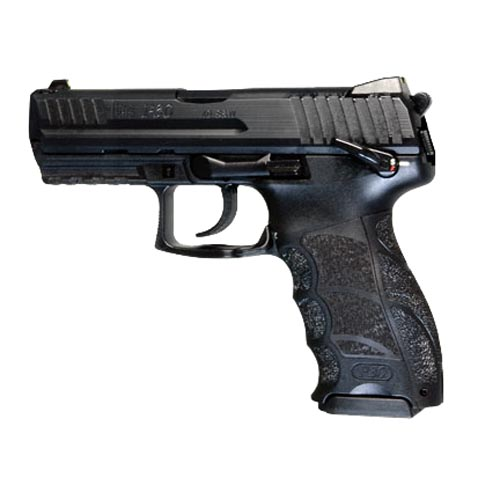 HK 734003SLEA5 P30S V3 Ambi Safety 40 Smith & Wesson (S&W) Single|Double 3.85 13+1 Black Interchangeable Backstrap Grip Blued Steel Slide in.