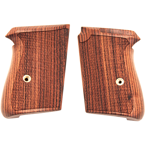 Hogue 02611 Walther PPK Grips Kingwood, Checkered