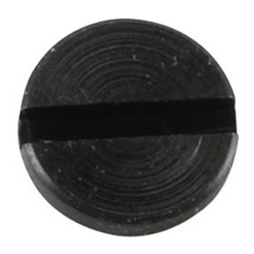Hogue 85008 Ruger P85|P91|P94 Grip Screws Slot, Black (Per 2)