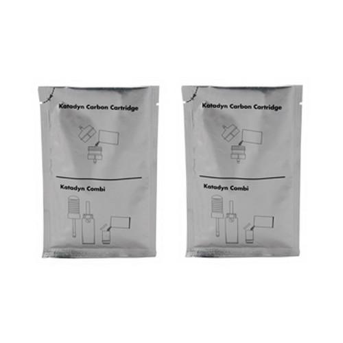 Katadyn 8013624 Combi Carbon Replacement Element (2 Pack)